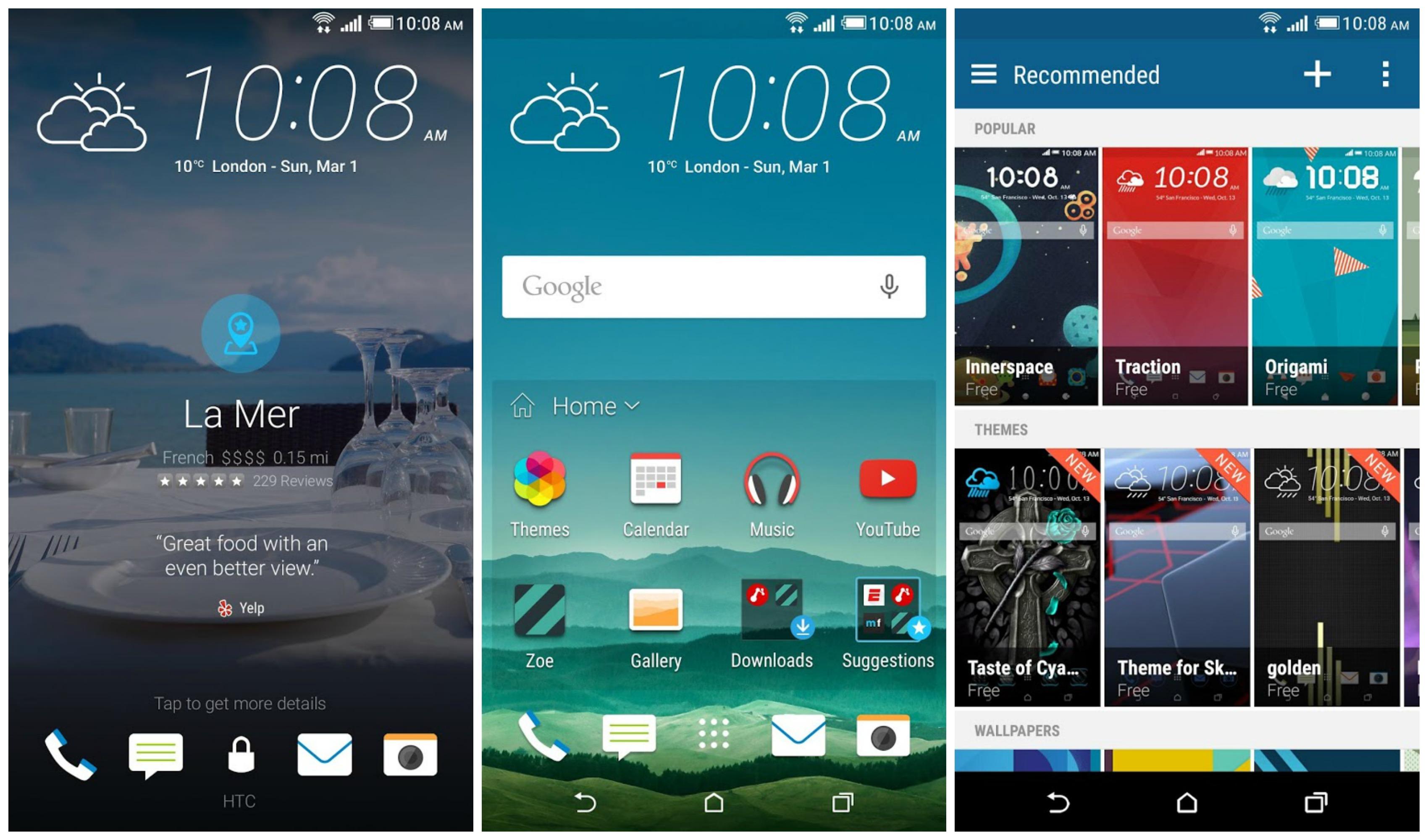 Sense 7 per tutti gli HTC che passeranno ad Android Marshmallow