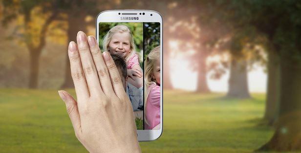 Utilizzare AirGesture per tutti i dispositivi Android