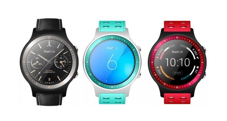 Bluboo XWatch: Lo smartwatch