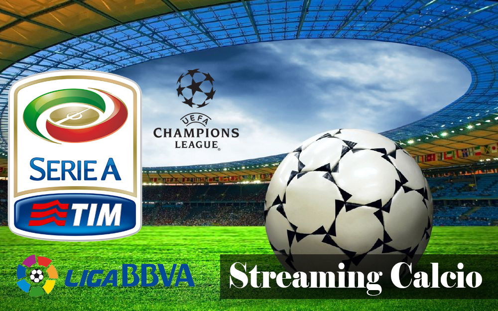 Guida|Streaming partite Serie A TIM e Champions su Andorid, ecco come fare.