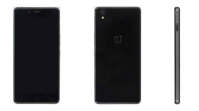 OnePlus X si mostra in alcune immagini