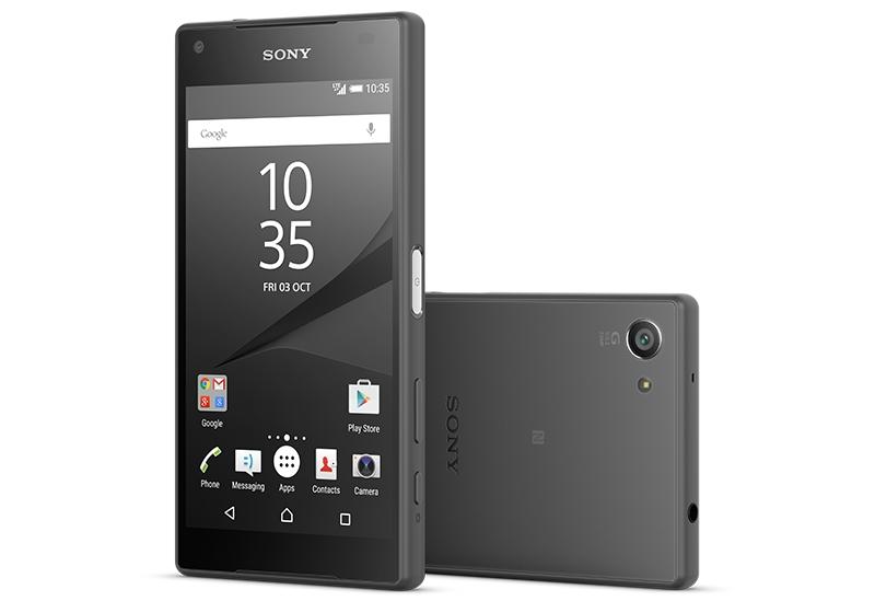 Sony Xperia Z5 - Le temperature a confronto con altri Sony