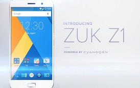 Lenovo ZUK Z1 sfida OnePlus con CyanogenMod 12.1 e una super batteria a 299€ su Amazon - Video