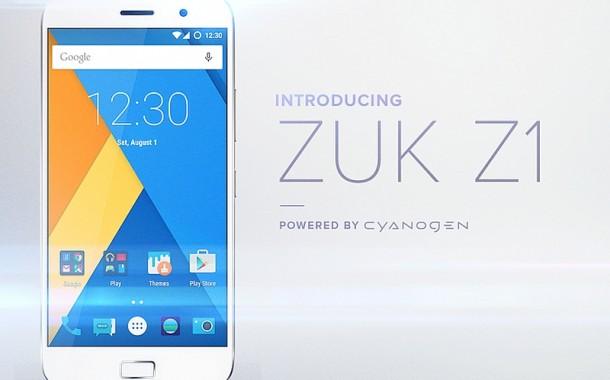 Lenovo ZUK Z1 sfida OnePlus con CyanogenMod 12.1 e una super batteria a 299€ su Amazon - Video