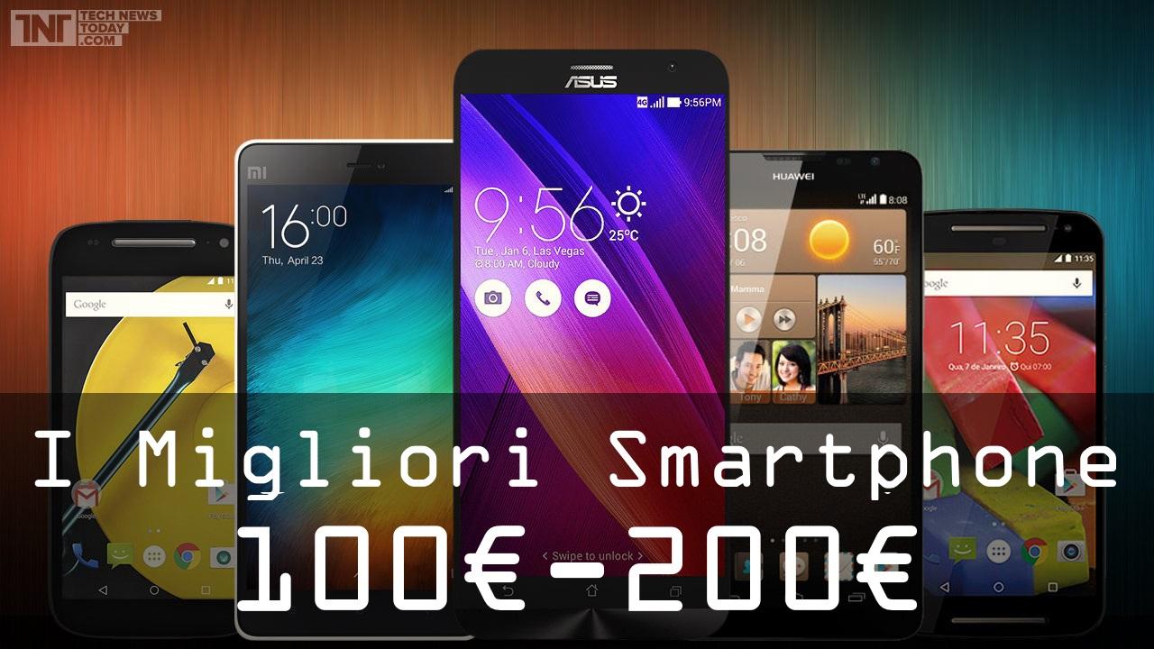 I Migliori Smartphone da 100 a 200 Euro (Novembre 2015)