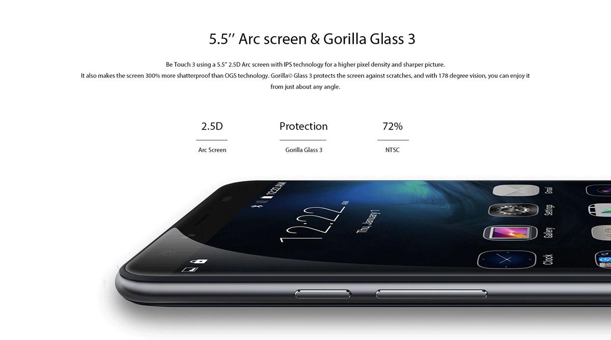 Ulefone Be Touch 3 disponibile al pre-ordine su Everbuying