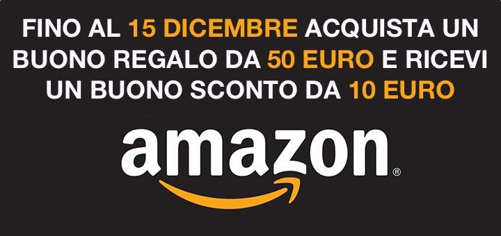Buono Amazon in regalo per i tuoi acquisti di Natale: Ultimi giorni per riceverlo