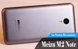 Recensione Completa Meizu M2 Note