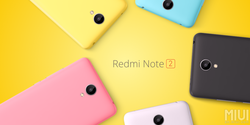 Xiaomi Redmi Note 2 - Scheda Tecnica Approfondita