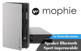 Mophie Powerstation plus 2X, la batteria con sincronizzazione dei dati!