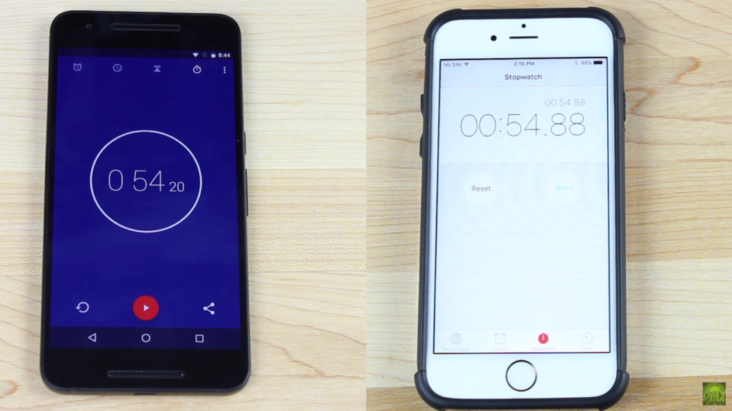Nexus 6P vs iPhone 6s nella prova di apertura delle app (video)