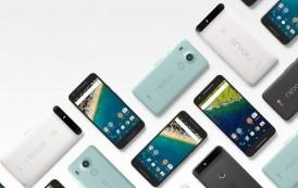 Nexus 6P e 5X arrivano su Amazon ad un prezzo scontato