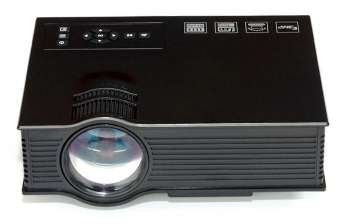 UNIC UC40+ LCD un ottimo proiettore a un prezzo stracciato.