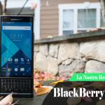 Recensione BlackBerry Priv