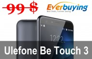 Ulefone be Touch 3 a soli 99$ su Everbuying! Ecco cosa fare..