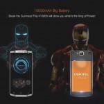 OUKITEL presenta lo smartphone con super batteria da 10.000 mAh. Codice Sconto