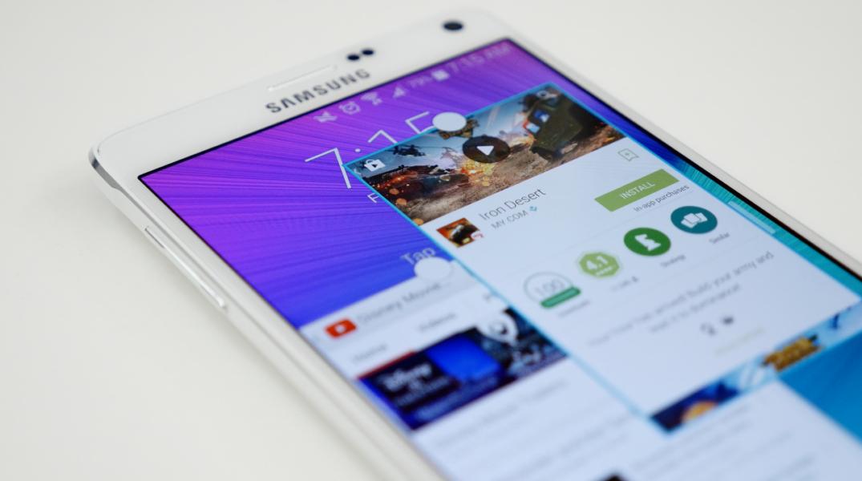 Samsung Galaxy Note 4 presso GliStockisti ad un prezzo interessante!