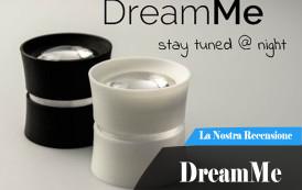 Recensione DreamMe Notifiche proiettate sul muro anche di notte!
