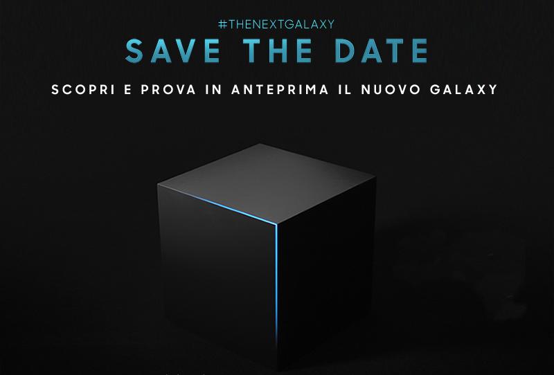 Live Blog   Evento #thenexgalaxy seguiamo la presentazione del Samsung Galaxy S7