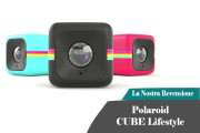 AGGIORNAMENTO - Recensione Polaroid CUBE Lifestyle Action Video Camera