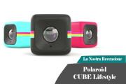 AGGIORNAMENTO - Recensione Polaroid CUBE Lifestyle Action Video Camera
