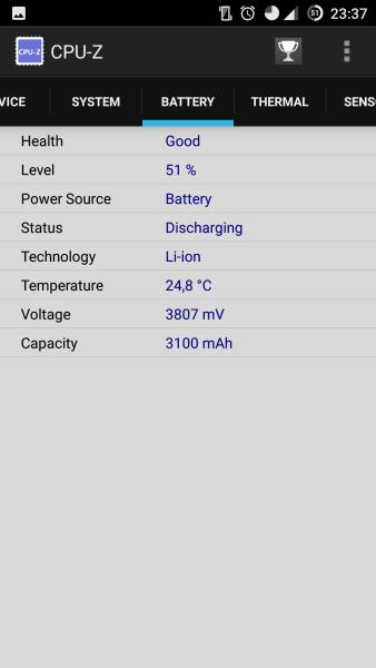 CPU-Z Screenshot3