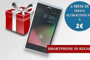 Smartphone a soli 2€ con altroconsumo!  Ecco come averlo.