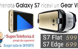 Samsung Galaxy S7 / S7 edge in pre-ordine super scontato a 599 euro [codice sconto]