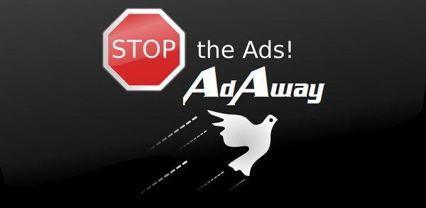 Addio pubblicità con Adaway