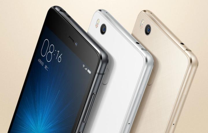 XiaoMi Mi4S 4G IN  pre-ordine su gearbest a soli ....