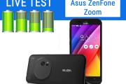 Test Live Batteria ASUS ZenFone Zoom