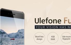Ulefone Future 4G  un Top in preordine su GearBest
