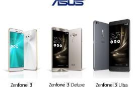 Asus Zenfone 3 è ufficiale: tutti i dettagli e prezzi