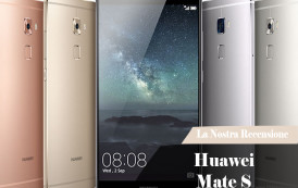 Huawei Mate S Rose Gold| Video-Recensione