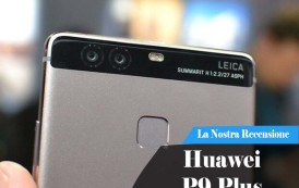 Huawei P9 Plus | Video Recensione