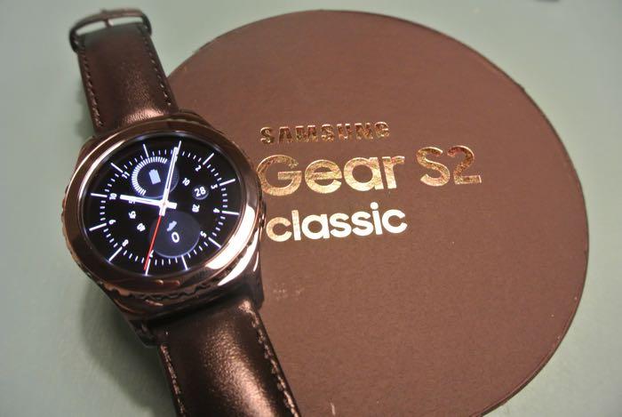 Il nuovo Samsung Gear S2 Classic