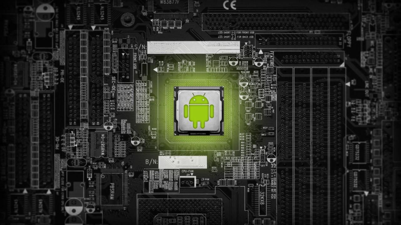 Processori che dovrebbero rivevere android 7 nougat e quelli non supportati