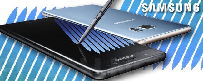 Tutto quello che c'è da sapere sul nuovo Galaxy Note7