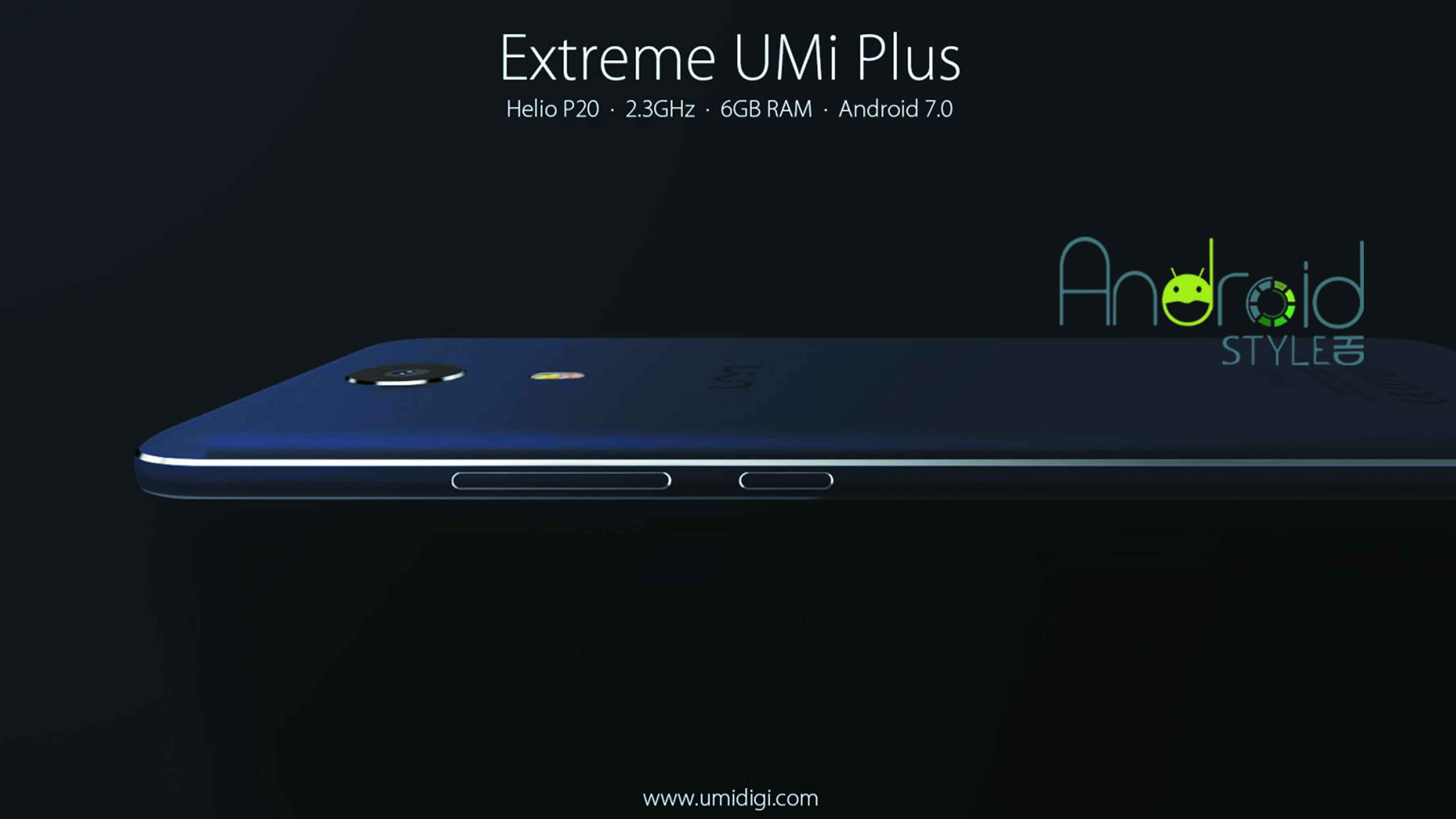 UMi Plus Extreme: Annunciata una versione Extreme di UMi Plus