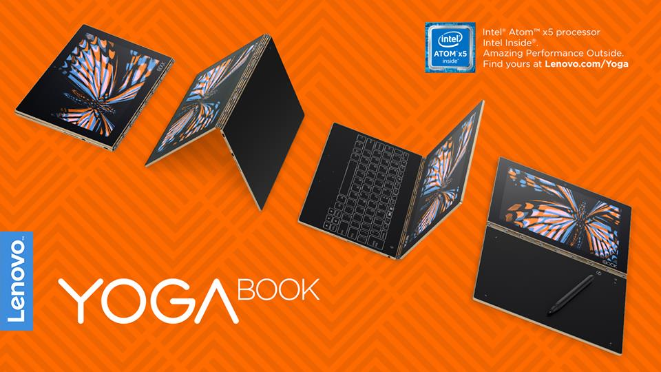 Lenovo Yoga Book: Tablet – Notebook? No, molto di più!