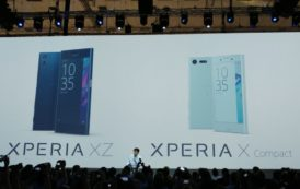 Sony presenta Xperia XZ e Xperia X compact