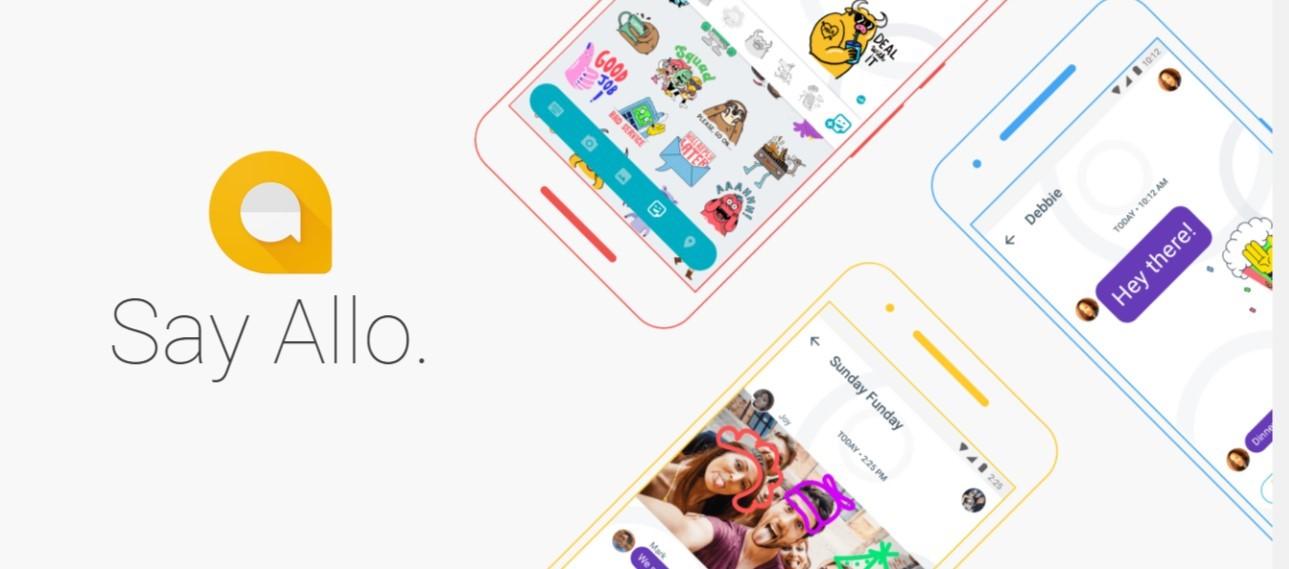Google rilascia (finalmente) Allo, la nuova app di messagistica