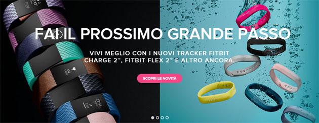 Fitbit svela i nuovi fitness tracker con respirazione guidata e il livello di Cardio Fitness