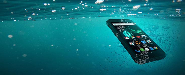 ARCHOS 50 Saphir: lo smartphone per chi lavora all'aperto !