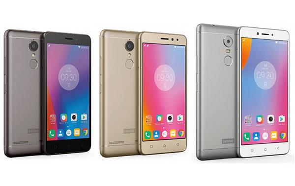 Lenovo porta all'IFA 2016 tre modelli della nuova famiglia di smartphone
