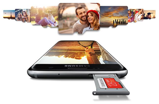 Samsung regala una microSD da 128 GB