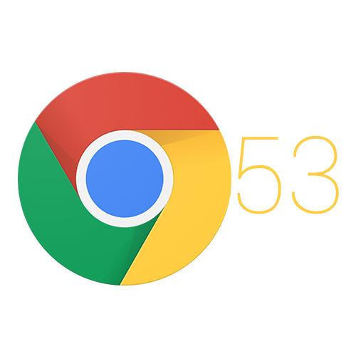 Chrome si aggiorna alla versione 53. Tutte le novità...