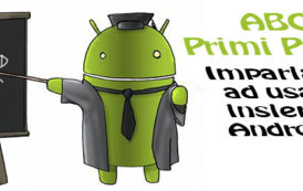 Abc Primi Passi | Lezione 31: come condividere file, immagini, link con Android