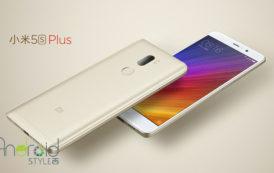 Evento Xiaomi: ecco il MI5S e il MI5S Plus