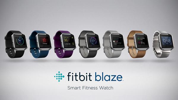 Fitbit presenta nuovi design per Balze e Alta
